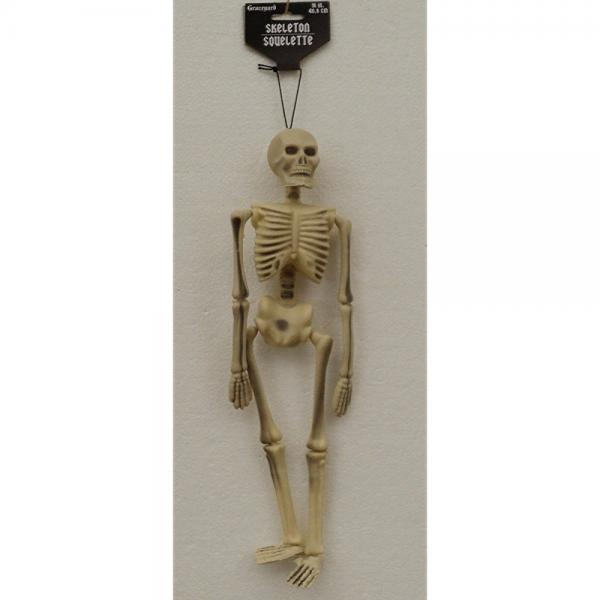 16 Halloween Skeleton Hanging Prop Decor Yard Indoor Party Grave by