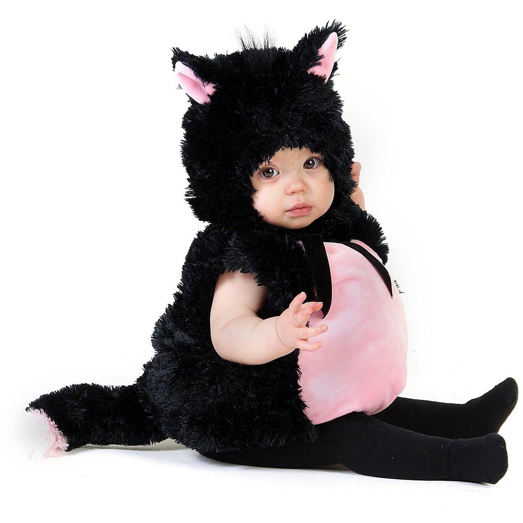 Little Kitty Halloween Costume