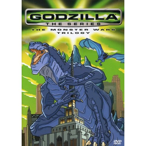 Godzilla The Series: The Monster Wars Trilogy (Full Frame)