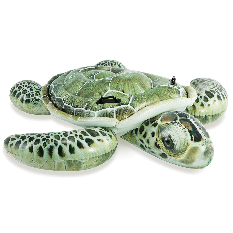 Intex Recreation Corp 57555EP Realistic Sea Turtle Ride-On 75