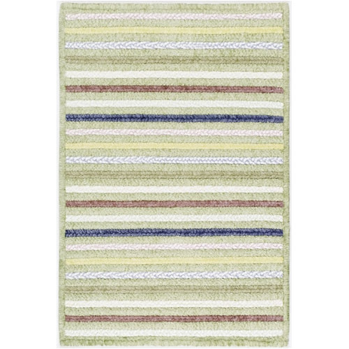 Colonial Mills Seascape Chenille Braided Area Rug