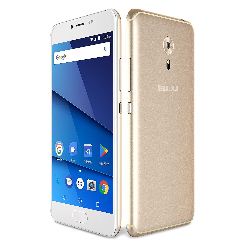 "BLU R1 HD 2018 Factory Unlocked Phone - 5.2"" - 16GB - Black (U.S. Warranty)"