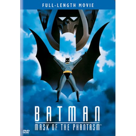 Batman: Mask Of The Phantasm - The Town Mask