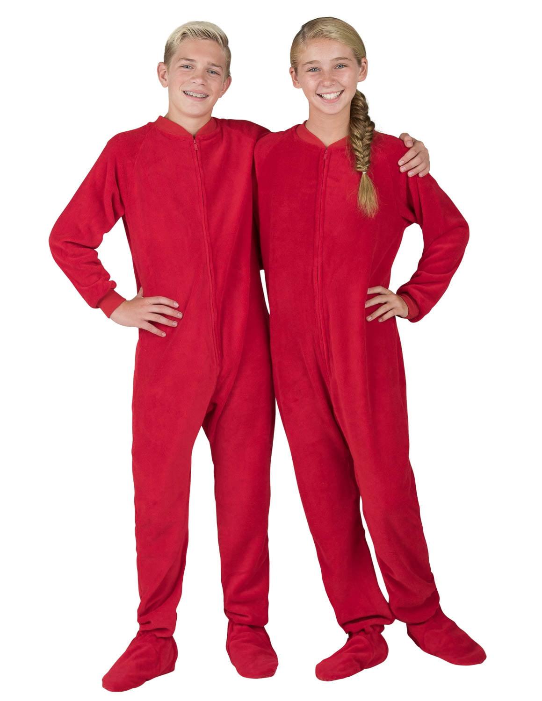 Footed Pajamas - Footed Pajamas - Heatwave Kids Chenille Onesie -  Walmart.com 6a0b64a82