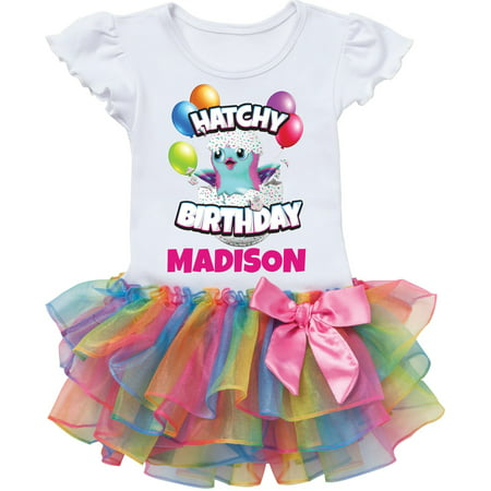 Hatchimals Hatchy Birthday Tutu Tee Toddlers