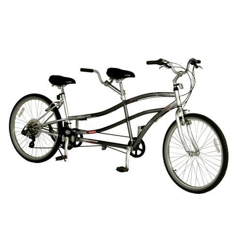 Kent Dual Drive 21 Speed Tandem Bicycle