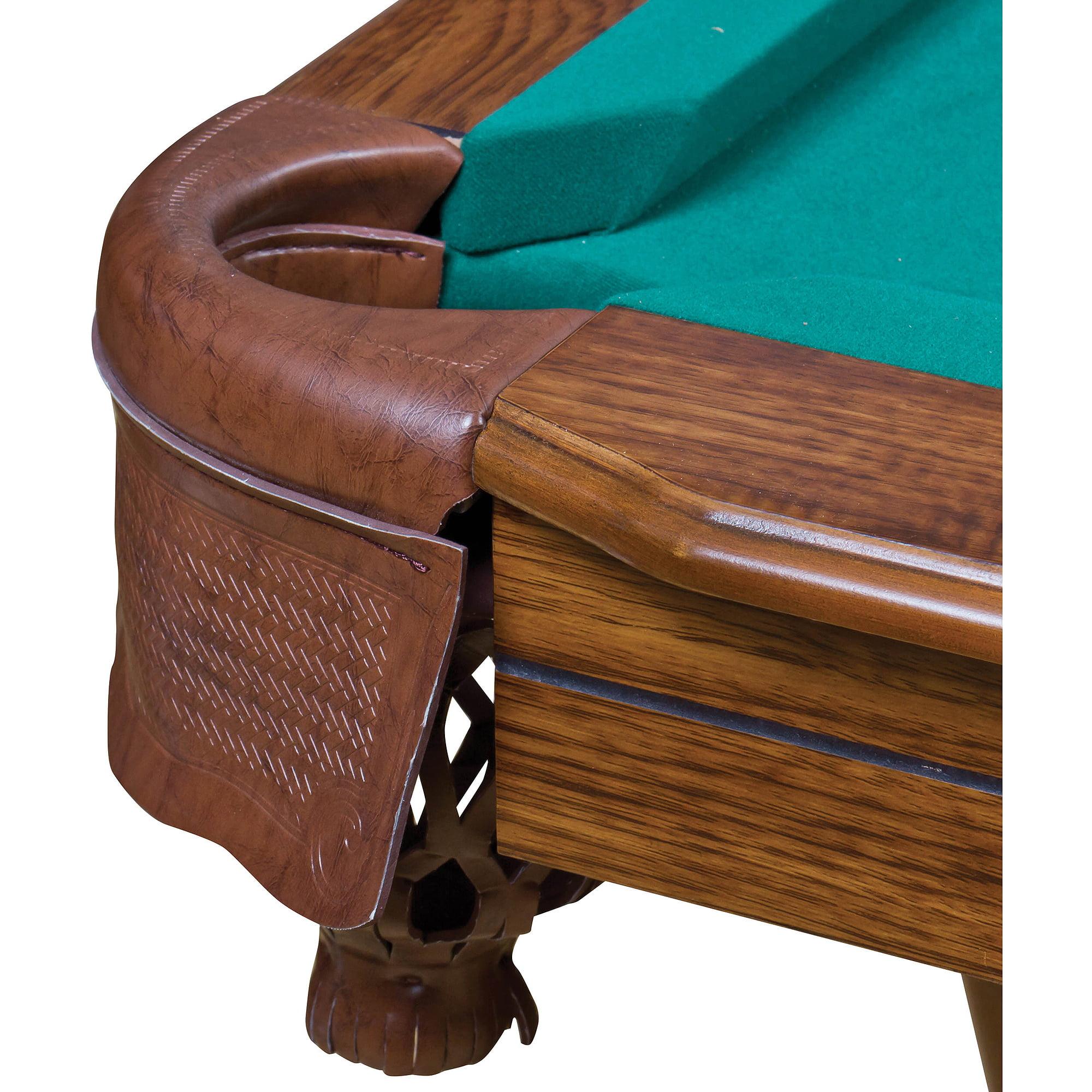 Exceptionnel EastPoint Sports 7.25u0027 Brighton Billiard Pool Table, Green Cloth    Walmart.com