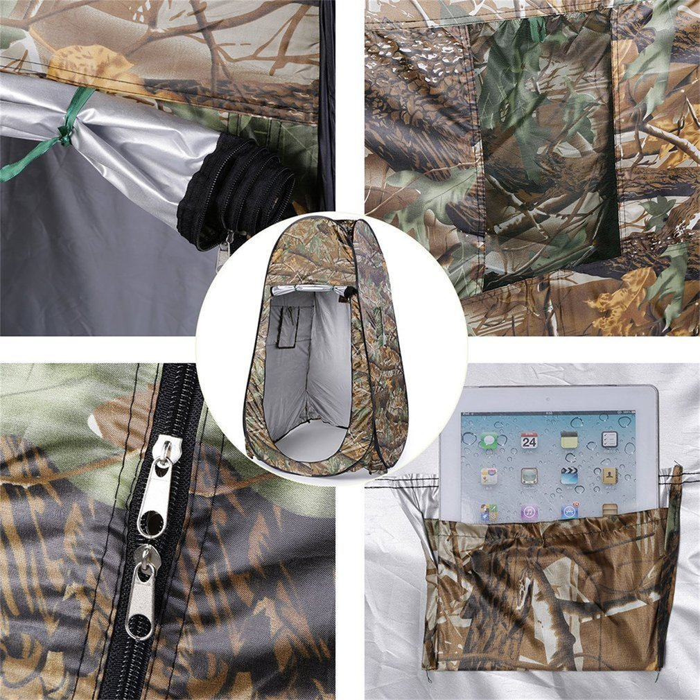 Tent Outdoorchangingtent Outdoor Moving Shower Toilet Ten...