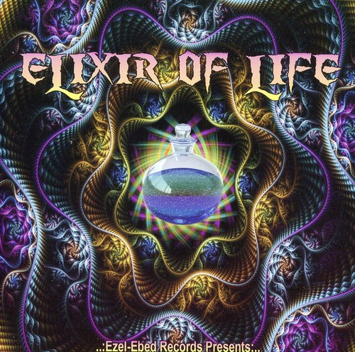 Elixir of Live Elixir of Live [CD] by