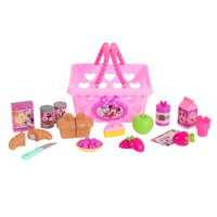 Minnie Bow-Tique Bowtastic Shopping Basket Set, Ages 3+