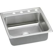 Elkay Gourmet 22'' x 22'' Lustertone Kitchen Sink