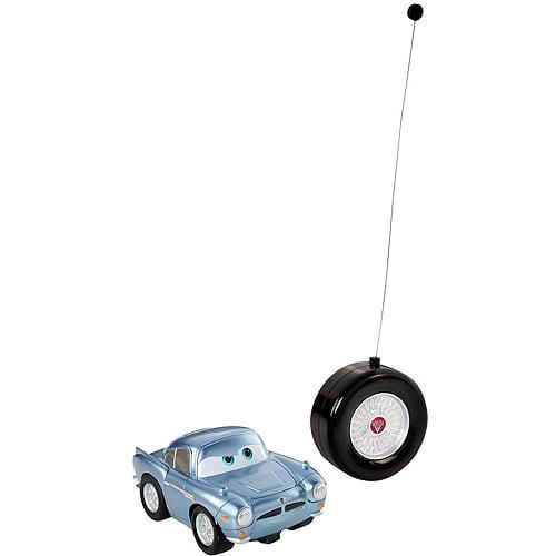 Cars - Disney Radio Control Finn Mcmissile