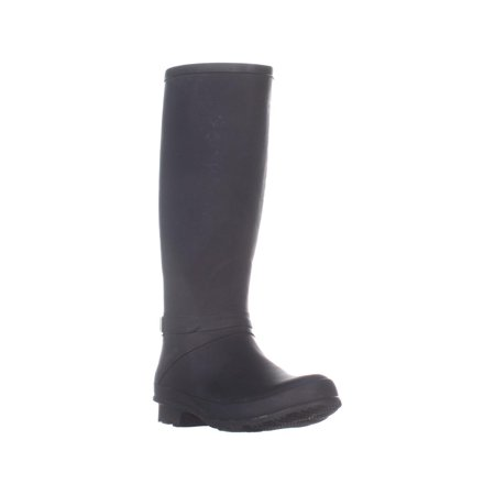 Womens SC35 Stormy Knee High Rain Boots, (Knee High Rain Boots)