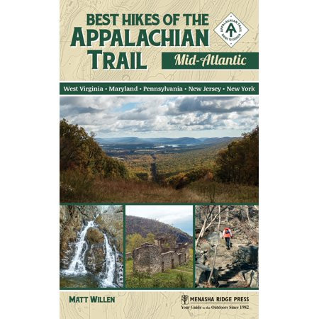 Mellow Bear - Best Hikes of the Appalachian Trail: Mid-Atlantic