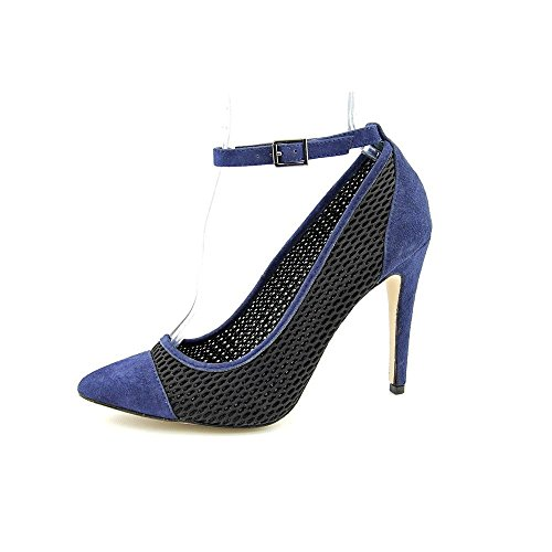 BCBGeneration Women's Cynthia Pointed Toe Ankle Strap Pumps