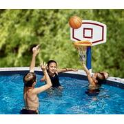 Jammin Above Ground Pool Basketball Game Set