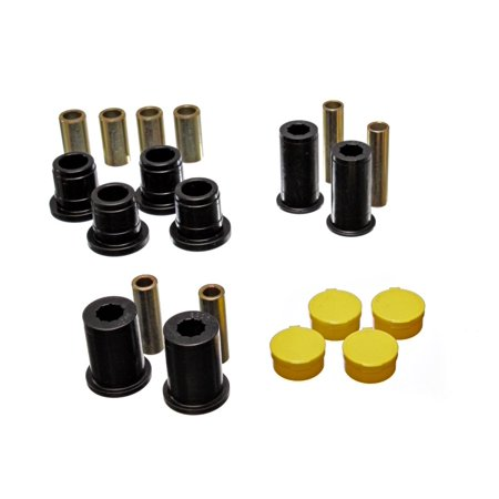 Energy Suspension Control Arm Bushing Set - Black