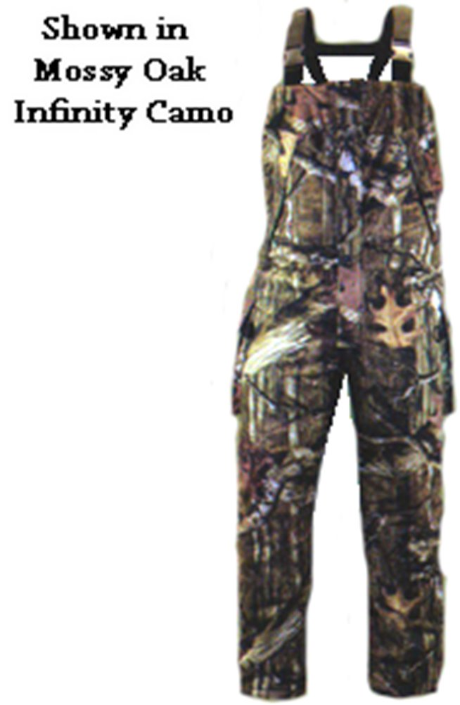 Rivers West Ambush Bibs Realtree Xtra Xlarge by RIVERS WEST APPAREL INC
