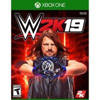 WWE 2K19, 2K, Xbox One, REFURBISHED/PREOWNED