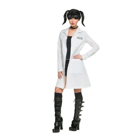 NCIS Abby's Lab Coat and Choker Costume Kit