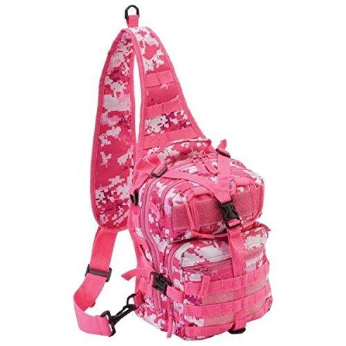 "Extreme Pak™ Pink Digital Camo 11"" Sling Backpack"