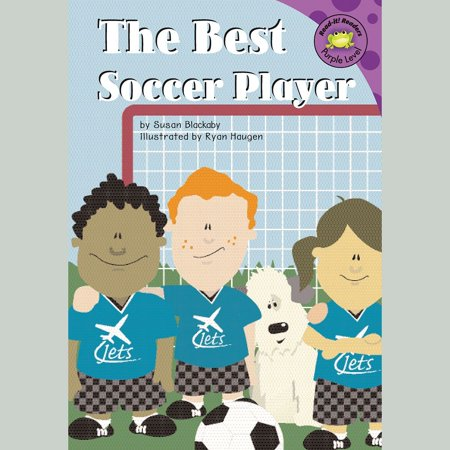 Best Soccer Player, The - Audiobook