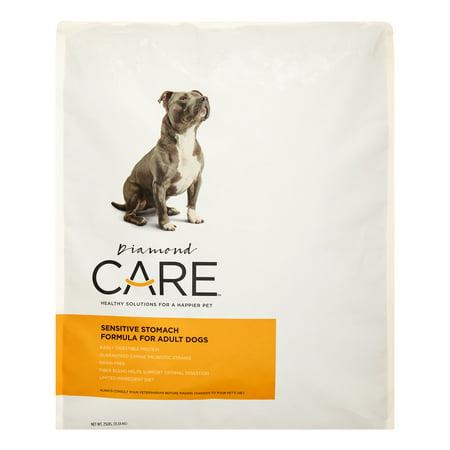 Diamond Care Sensitive Stomach Dry Dog Food, 25 Lb