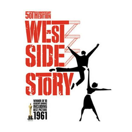West Side Story (DVD) - Pre K Halloween Stories
