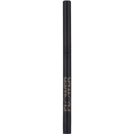Flower Forever Wear Liner Long-wear Eyeliner, FW1 Onyx, 0.01 oz