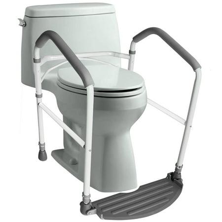 RMS Toilet Safety Frame & Rail - Folding & Portable ...