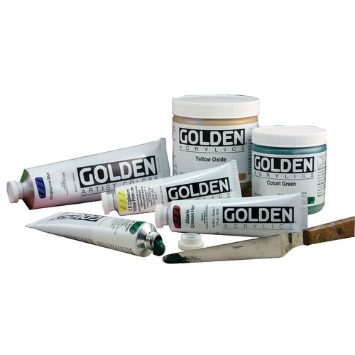 Golden? Regular Gel, Matte, Quart