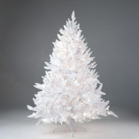 Winter Park Tabletop Pre-lit Christmas Tree - 4.5 ft. - Winter Park Tabletop Pre-lit Christmas Tree - 4.5 Ft. - Walmart.com