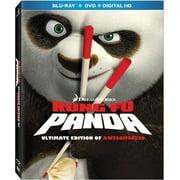 Kung Fu Panda (Blu-ray + DVD + Digital HD) (With INSTAWATCH) by