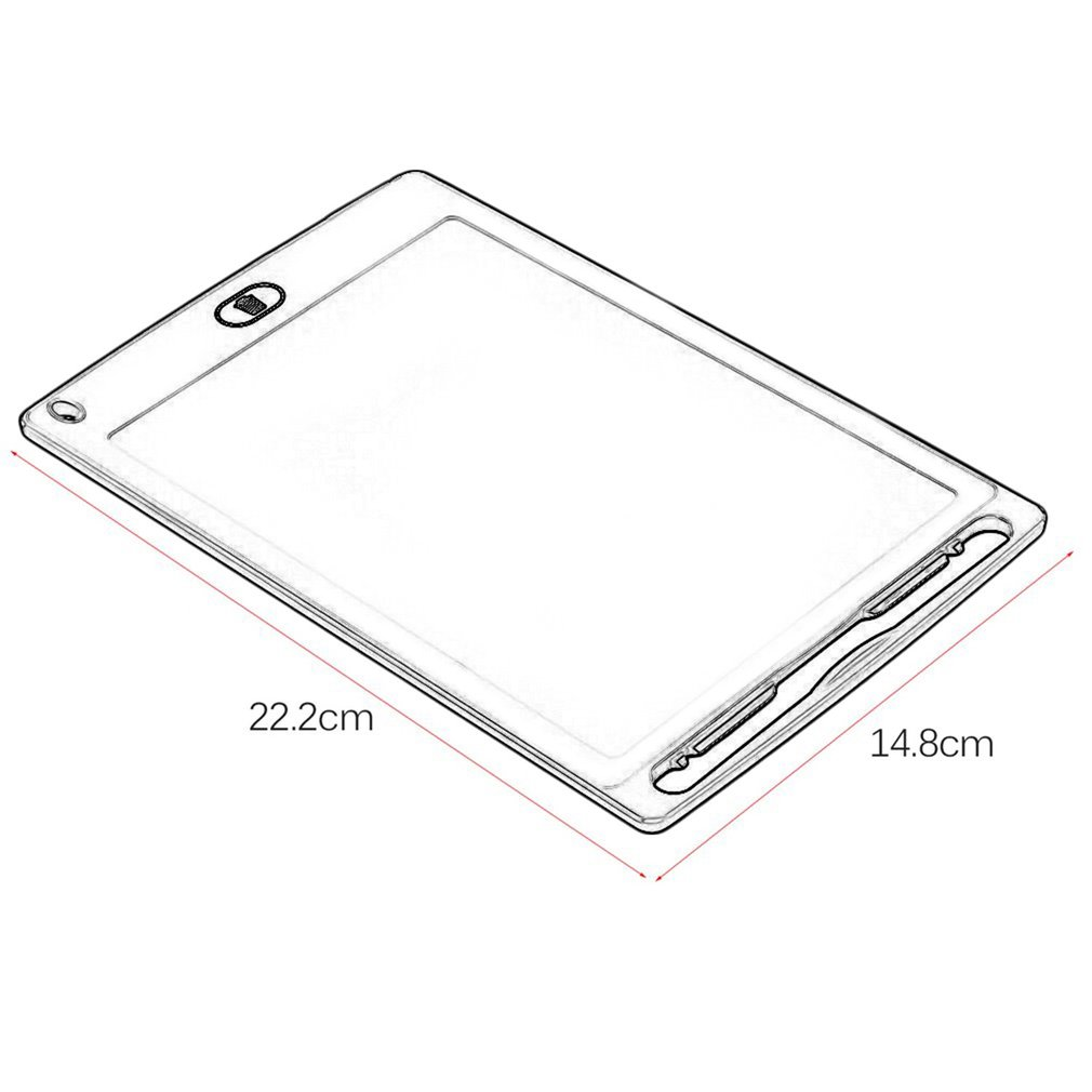 8.5inch LCD Writer t ablet Writting Drawing Pad Paperless Memo Message Board