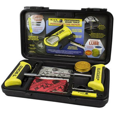 BlackJack KT-340 T-Bone Tire Repair Kit (Blackjack Tire Repair Kit)
