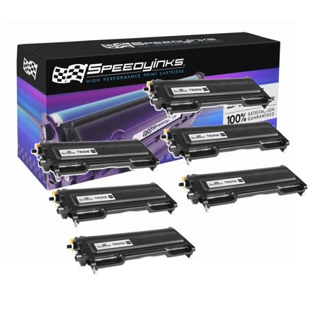 Speedy Remanufactured Toner Cartridge Replacement for Brother TN350 (Black, 6-Pack) 6 Pack Remanufactured Brother TN350 Black Toner Cartridge for use in DCP-7010, DCP-7020, DCP-7025, HL-2030, HL-2030R, HL-2040, HL-2040N, HL-2040R, HL-2070N, HL-2070NR, Intellifax 2820, Intellifax 2850, Intellifax 2910, Intellifax 2920, MFC-7220, MFC-7225N, MFC-7420, MFC-7820D, & MFC-7820N