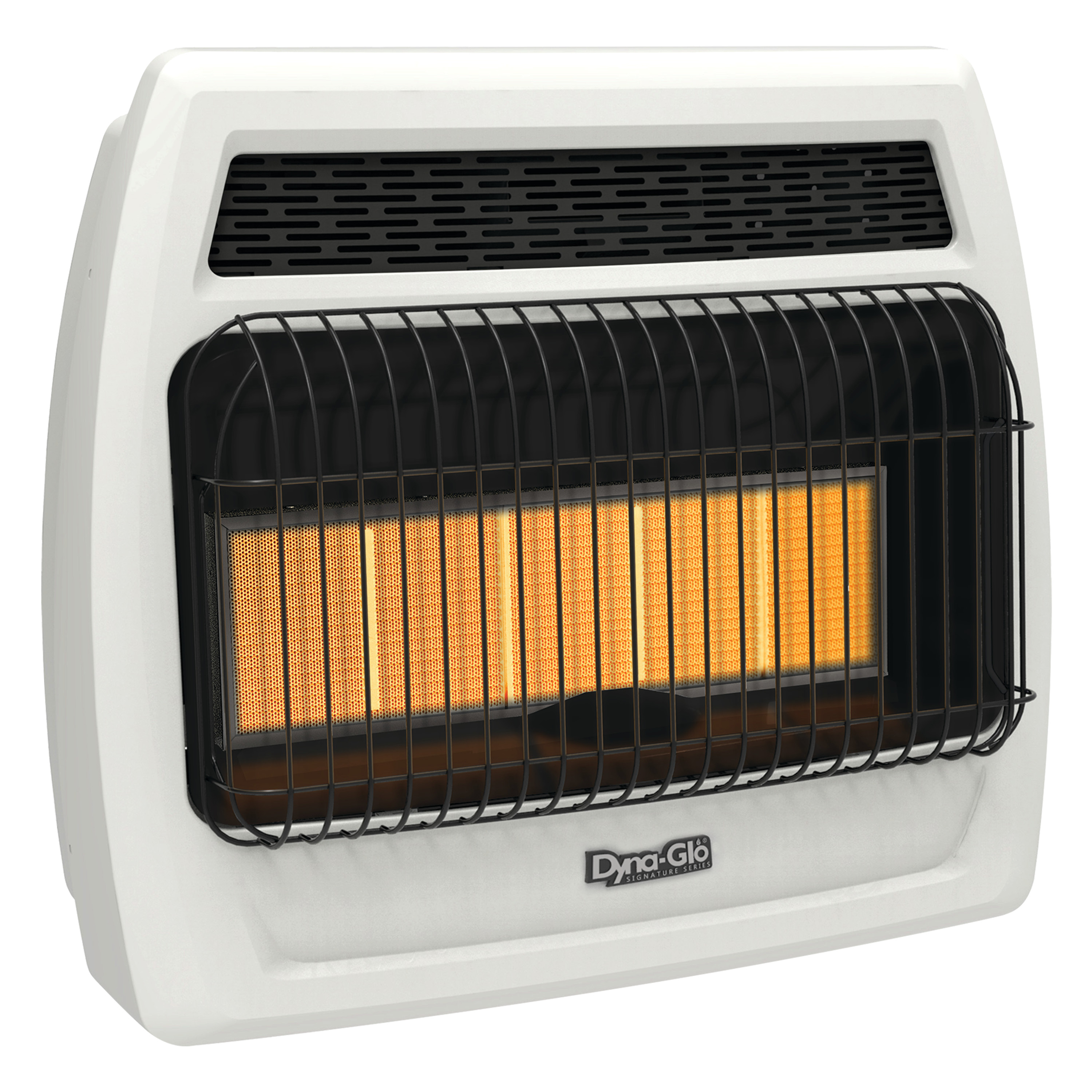 Dyna-Glo IRSS30NGT-2N 30,000 BTU Natural Gas Infrared Vent Free Thermostatic Wall Heater