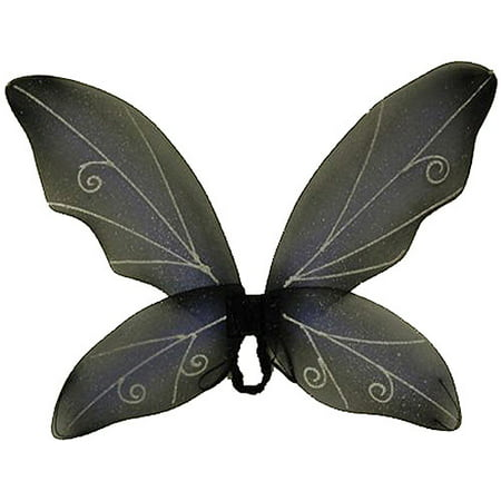 Fairy Adult Halloween Wings Accessory - Pretty Fairy Wings