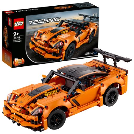 LEGO Technic Chevrolet Corvette ZR1 42093 Building