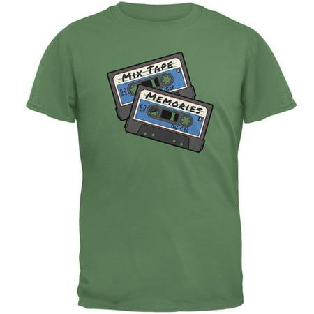 Mix Tape Memories Cassette Mens T Shirt