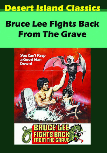 Bruce Lee Fights Back From the Grave ( (DVD)) by Desert Island Films