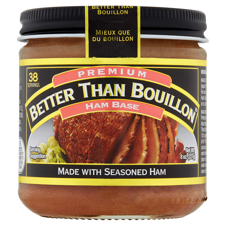 - Ham Base - 8 oz Better Than Bouillon - 8 Ounce