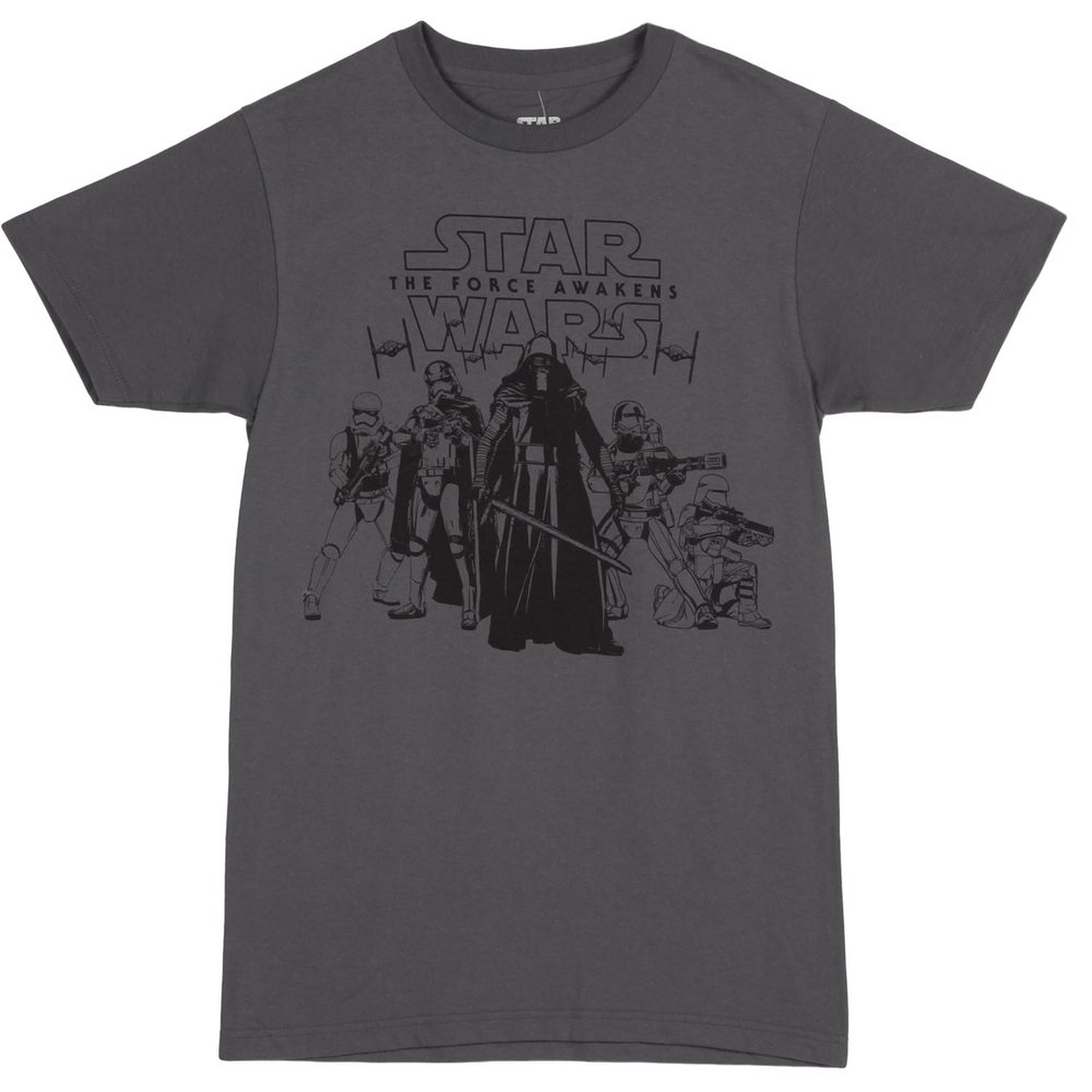 Force Awakens The New Empire Adult T-Shirt - 2X-Large