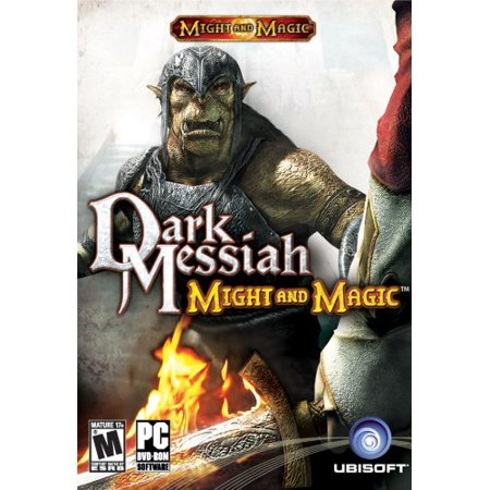 Dark Messiah of Might and Magic - PC DVDRom Game - First Person Melee