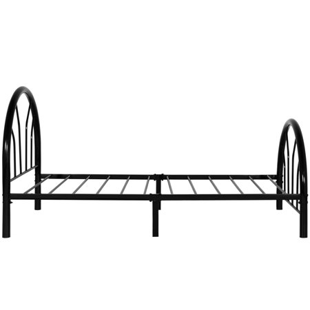 Best Choice Products Metal Bed Frame Set w/ Headboard And Footboard, Twin