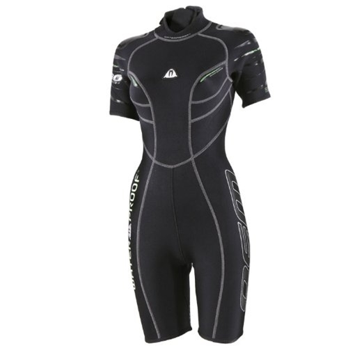 Waterproof W30 2.5mm Women's Shorty Spring Suit (Medium)