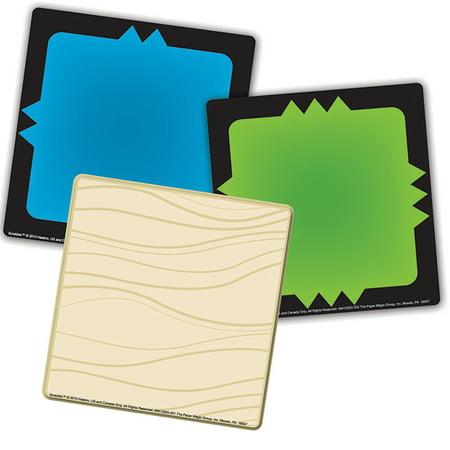 Scribble Scrabble Paper - SCRABBLE ASST PAPER CUT OUTS