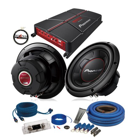 Pioneer Gm A5702 W Two Ts W256r Amp Wiring Kit Walmart Com