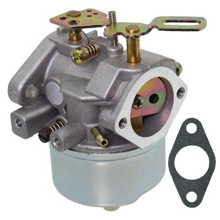 Carburetor for Tecumseh 632334A 632111 HM70 HMSK80 HMSK90 Engines, Snow Blower Craftsman Toro - Craftsman Engine