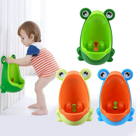 Cute Frog Baby Children Kids Potty Urinal Toilet Training Boy Bathroom Frog Pee Trainer Funny Aiming Target - Target Baby Sale Dates